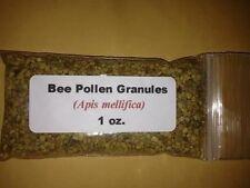 1 oz. Bee Pollen Granules (Apis mellifica)