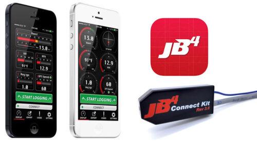 JB4 BMS Burger Tuning Smart Phone Wireless Bluetooth Connect Kit Rev 3.6