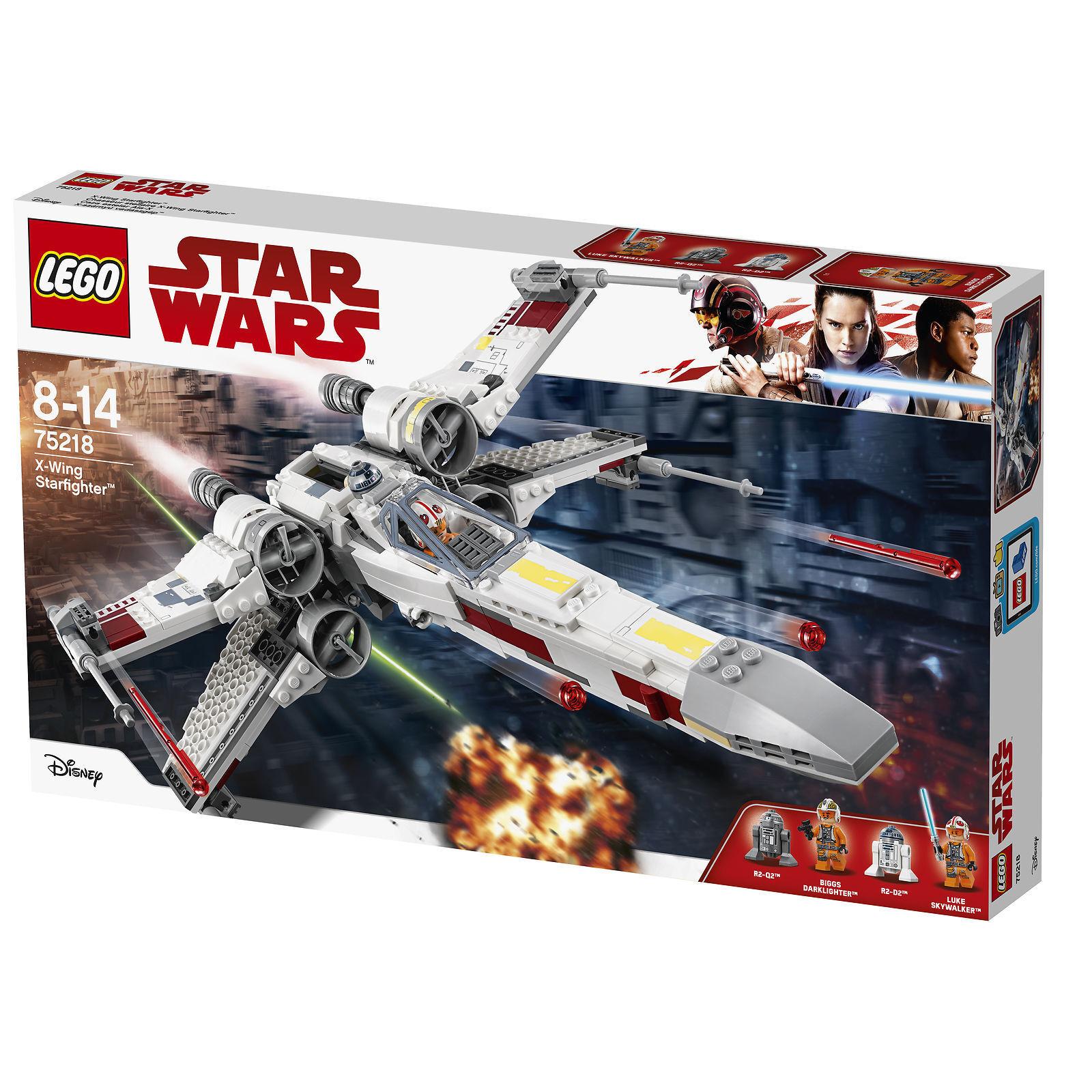 LEGO StarWars X-Wing Starfighter (75218) Neu - OVP ungeöffnet