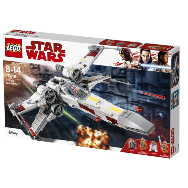 LEGO Star Wars - 75218 - X-Wing Starfighter