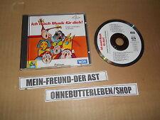 CD VA Ich mach Musik für Dich Lieder v Kindern für Kinder (15 Song) PATMOS PLÄNE