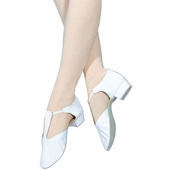 White leather Roch Valley/Katz greek sandals - various sizes