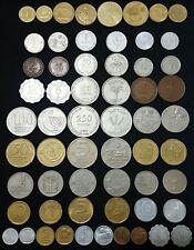 Complete Set - Israel Coins - Lot of 30 Coins Pruta Israeli Sheqel - Since 1949