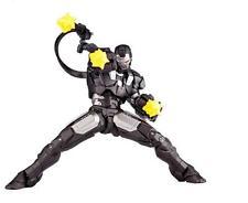 Kaiyodo Revoltech Revol MINI RM-006 Iron Man 2 War Machine Figure