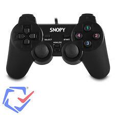 Gamepad Controller USB Kabel PC Computer Game Vibration Pad Joy Plug Play SG-401