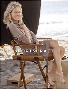 NWT-199-Designer-Sportscraft-Knit-Pure-Wool-DRESS-Camel-L-14-XL-16-XXL-18