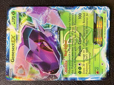 x1 Rare Holo - NM-Mint!!! Genesect-EX 11//101 - BW Plasma Blast