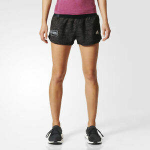 7d19a2f11b8a4 BK5255 ADIDAS Women s Supernova Glide London Marathon Shorts GENUINE ...