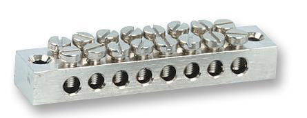 EARTH TERMINAL BLOCK 8-WAY Electrical Earthing rods