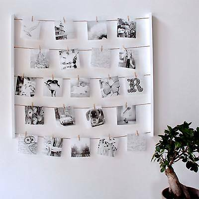 Umbra White 'Hangit' Photo Display Home Decor Photo Frame