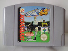 N64 Spiel - International Superstar Soccer 64 (PAL) (Modul)
