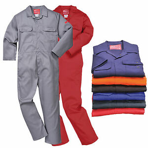 Biz1-Bizweld-Flame-Retardant-Overall-Welding-Welder-Boilersuit-Coverall-Workwear