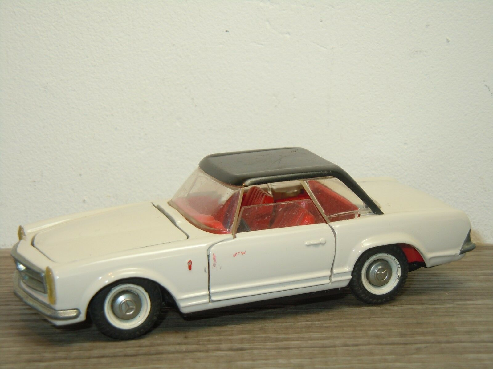 Mercedes 280SL Pagoda Closed Roof - Tekno 929 Denmark 36516
