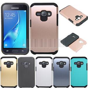 Hybride-Dur-Armor-Case-AntiChoc-Housse-pour-Samsung-Galaxy-Luna-Express-3-Amp-2