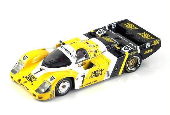 Porsche 956  7  Ludwig-Barilla-Winter  Winner Le Mans  1985 (Spark 1 43   43LM85)  assurance qualité