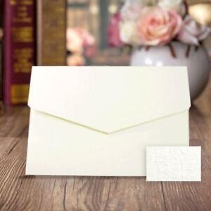 a6 pocketfold invitation white linen silkweave inc envelope blank