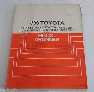 Manual-de-Instrucciones-Toyota-Hilux-4-Runner-Chasis-Carroceria-Equipo-08-1991