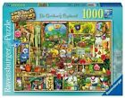 Ravensburger 19498 Colin Thompson The Gardeners Cupboard 1000 PCE Jigsaw Puzzle