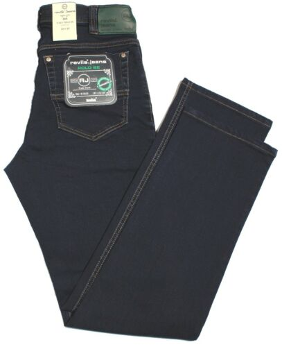 JEANS revils 305 v92//1 POLO se Super Elastic darkblue Stretch w42 a w50