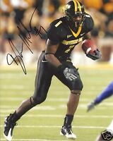 SHAWN NELSON SOUTHERN MISS SIGNED 8X10 PHOTO W/COA