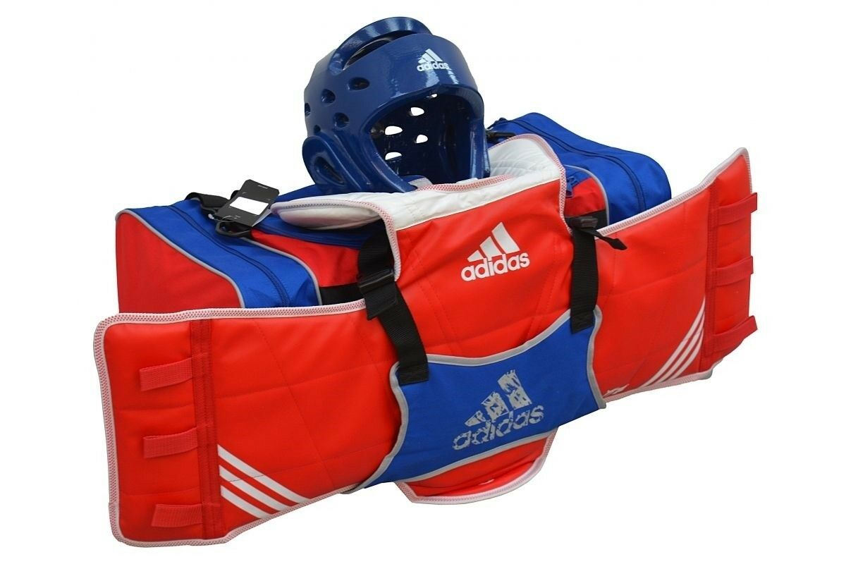 Adidas GB  Taekwondo Holdall Boxing Martial Arts Bag Sports Gym 64 x 30 x 34cm  authentic quality