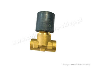 Solenoid-valve-CEME-8322-NC-1-4-034-20-bar-FPM-Viton-with-coil-230V-50Hz