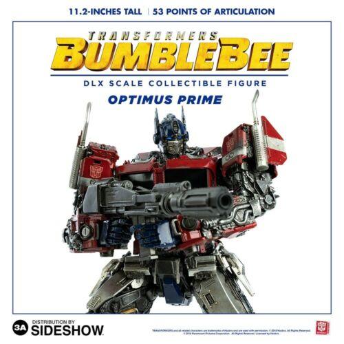 Threezero 3 A Transformers Bumblebee Optimus Prime DLX DIECAST Figure en stock