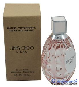 83635eecded Jimmy Choo L EAU By Jimmy Tester 3.0 oz 90 ml.EDT Spray For Women ...