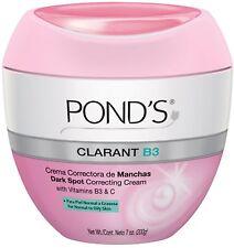 Ponds Clarant B3 Anti-Dark Spot Correcting Cream Normal To Oily Skin 7oz (2pk)