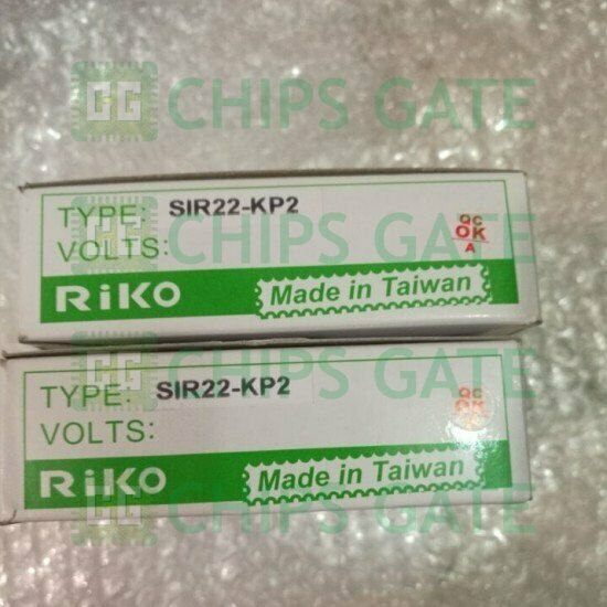 1PCS Brand New RIKO Proximity Sensor SIR22-KP2 Fast Ship