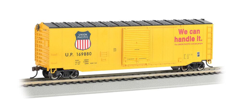 19408 Wagon Marcheises Union Pacific Bachuomon Train HO 187