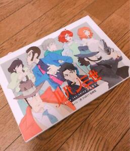 Lupin-III-lupin-the-Third-Part-5-Original-Artworks-Anime-Art-Book