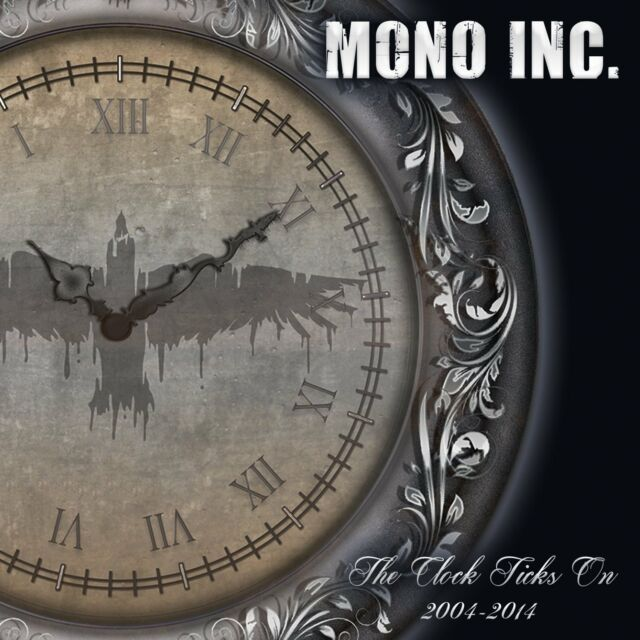 MONO INC. The Clock Ticks On 2CD Digipack 2014