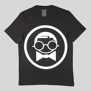 Chivalrous Culture Mr Chiv T-Shirt in Black & White Sizes S, M, L URBAN FASHION