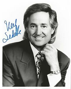 Genuine-Hand-Signed-Autographed-Photo-Photograph-Neil-Sedaka-Signature-10-x-8-034