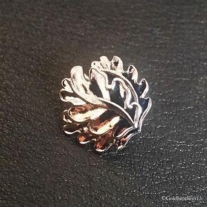 WW2-German-Silver-Plated-Oak-Leaf-Special-for-Knights-Cross