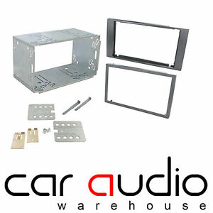 Connects2 CT23FD03A Ford Transit 2006 On Double DIN Fascia Plate Fitting Kit