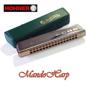 Hohner-Tremolo-Harmonica-2309-32-C-Echo-32-Tremolo-32-Reeds-NEW