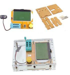 LCR-T4-ESR-Meter-LCR-led-Transistor-Tester-Diode-Triode-Capacitance-PNP-MOS