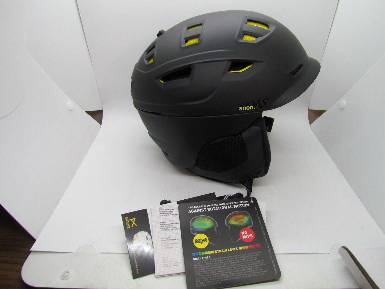 Iron Anon Mens Highwire Helmet Large