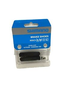 Shimano R55C3 Dura-Ace Ultegra 105 Brake Shoe Inserts Pair Cycling Gear