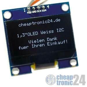 1-3-034-OLED-Display-Weiss-SH1106-128x64-I2C-Modul-Arduino-Raspberry-Pi