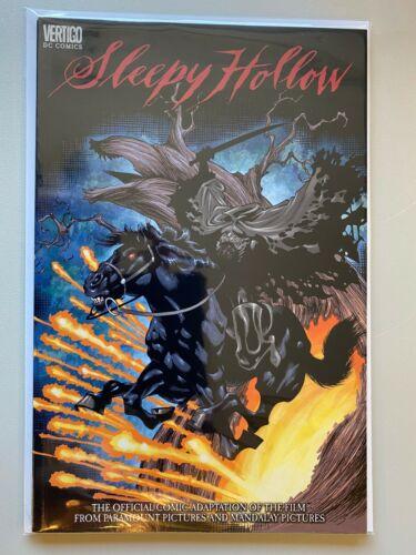 Sleepy Hollow Movie Adaptation #1 8.0 VF 2000 DC