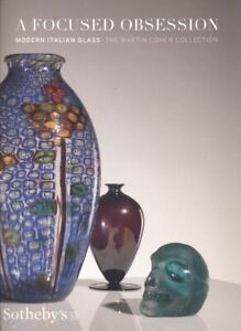 Sotheby-039-s-A-Focused-Obsession-Modern-Italian-Glass-The-Martin-Cohen-Collection