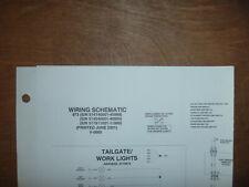 Bobcat 873 Skid Steer Electrical Wiring Diagram Schematic Manual  514143869-45999   eBayeBay