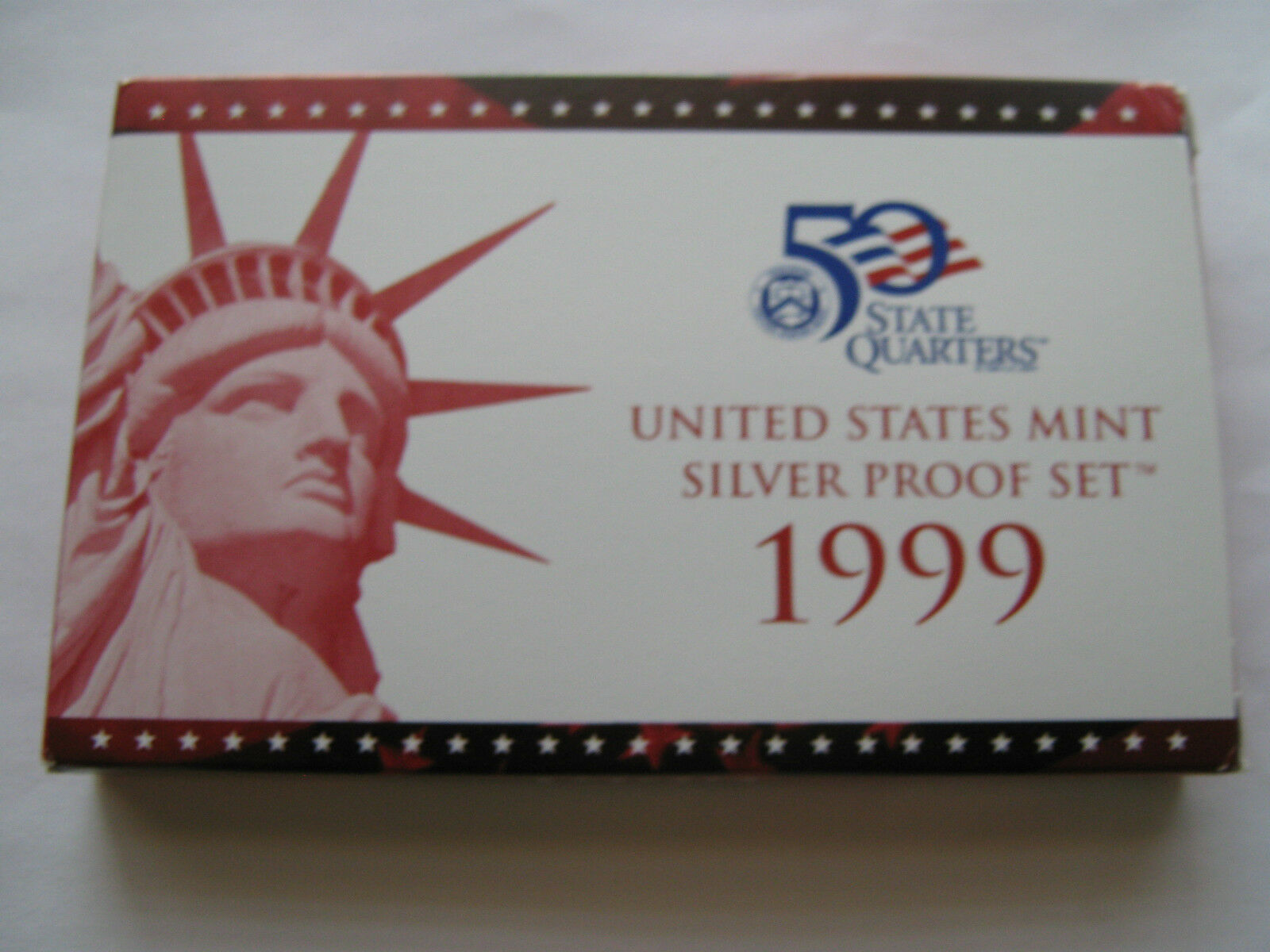 1999 Unites States Mint Silver Proof Set