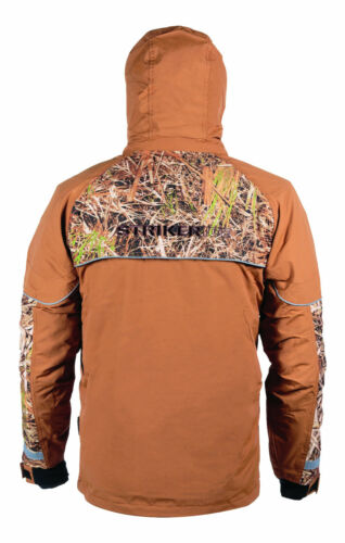 $279.99 Striker Ice Climate Jacket X-Large Brown//Camo