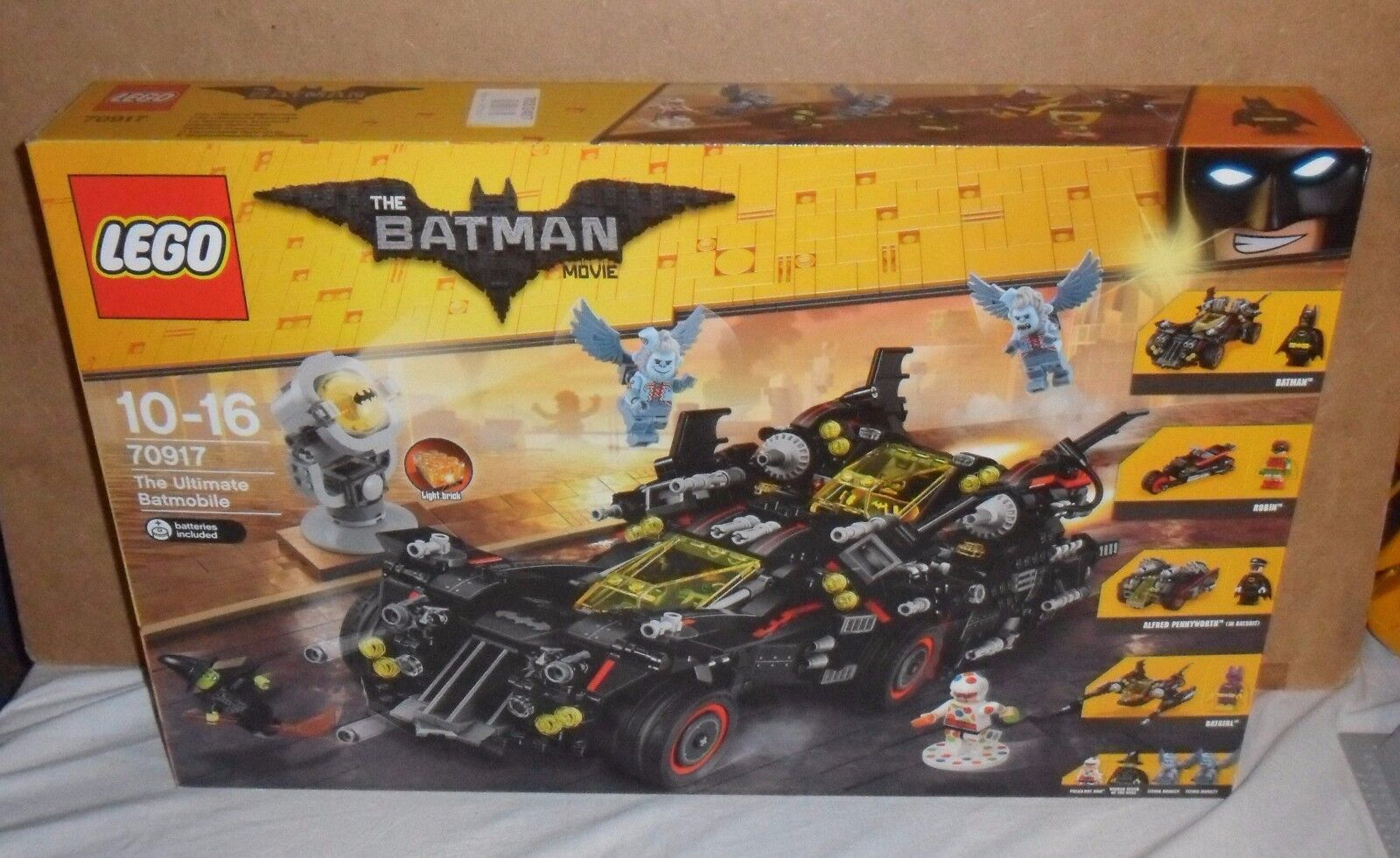 LEGO The Batman Movie - 70917 The Ultimate Batmobile  -  Unopened