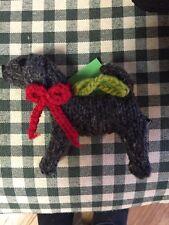 Chilly Dog Weimaraner Ornament