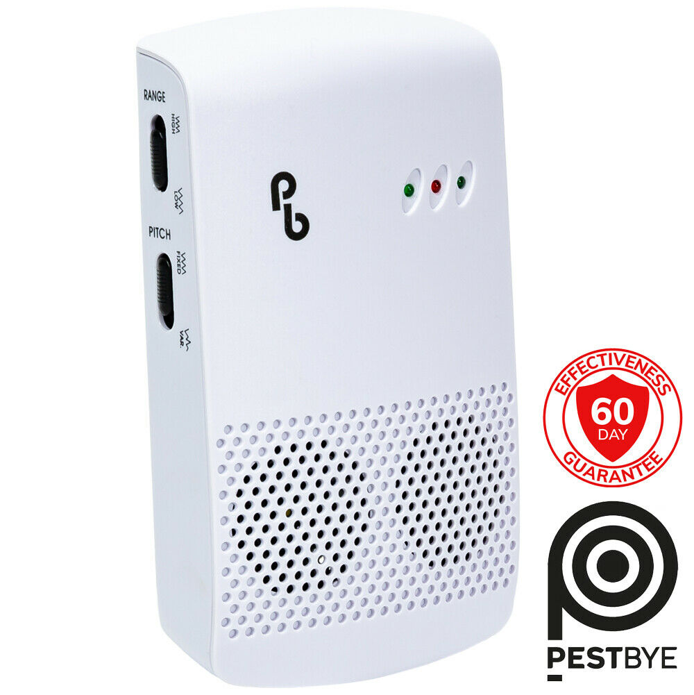 PestBye Advanced Spider Repeller Insect Repellent Whole House Plug In Deterrent